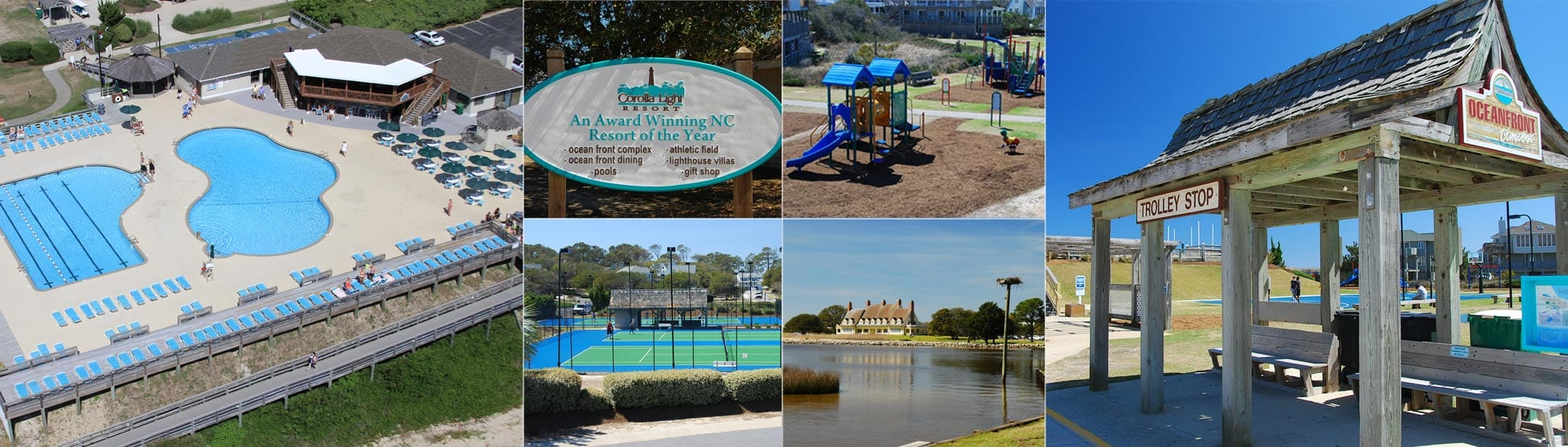Beautiful ... Oceanfront And Sound Side Pools And Of Course Beautiful Wide Corolla  Beaches. This Resort Truly Offer A Great Outer Banks Experience Year Round. Ideas