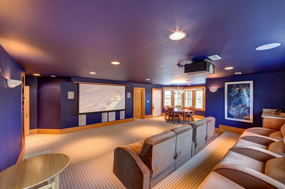 Home Theater Houses for Your OBX Vacation